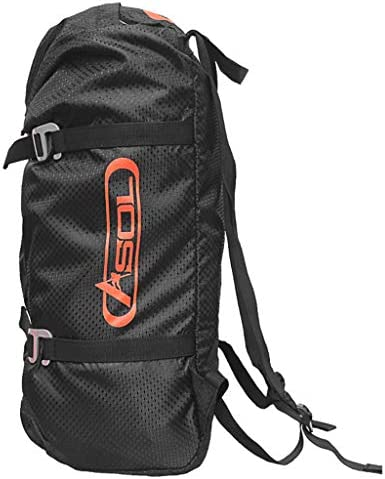 Mountaineering Arborist Rock Climbing Rescue Rope Cord Bag Backpack Ground Sheet