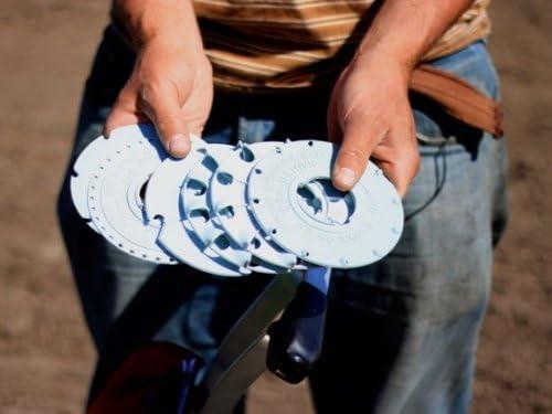 Earthway 5 disques de semence pour