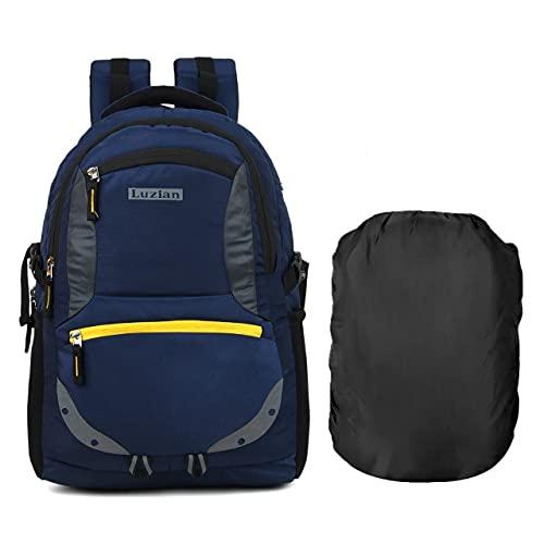 LUZIAN LB1100 32 Ltrs Casual bagpack/School Bag/Laptop Backpack (Blue)
