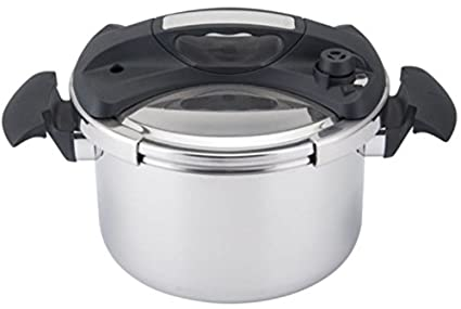 Amazon.com: Automatic Self Locking 9.5-QT Pressure Cooker Olla De ...