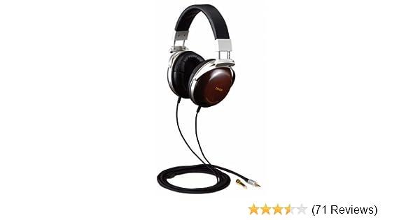 Amazon com: Denon AH-D5000 Reference Headphones