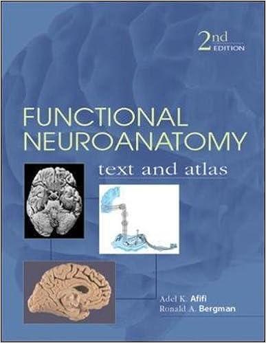 functional neuroanatomy text and atlas 2nd edition lange basic science 9780071408127 medicine health science books amazoncom - Neuroanatomy Coloring Book