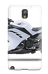 New Diy Design Kawasaki Motorcycle For Galaxy Note 3 Cases Comfortable For Lovers And Friends For Christmas Gifts 9183477K82337468