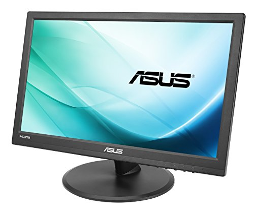 "Asus 15.6"" Vt168h 1366 X 768 Hdmi Vga 10-point Touch Eye Care Monitor"