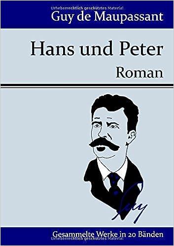 Hans und Peter (German Edition)