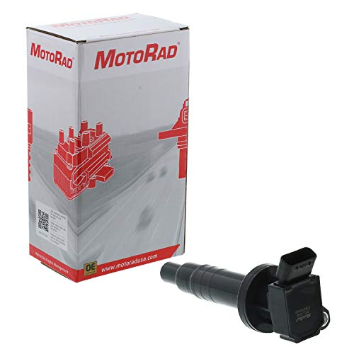 (MotoRad 1IC146 Ignition Coil | Fits select Chevrolet Prizm, Pontiac Vibe, Toyota Celica, Corolla, Matrix, MR2 Spyder)