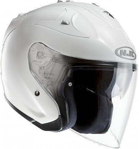 Nero Opaco M HJC 141131M Casco Moto