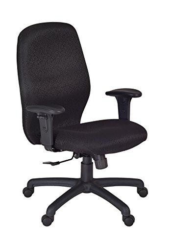 Regency Charisma Task Chair, Black (Regency Desk Executive)
