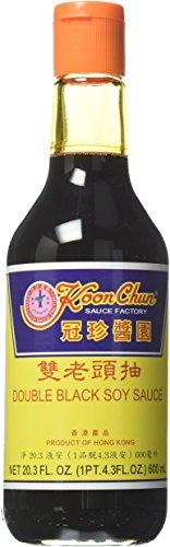 Koon Chun Double Black Soy Sauce