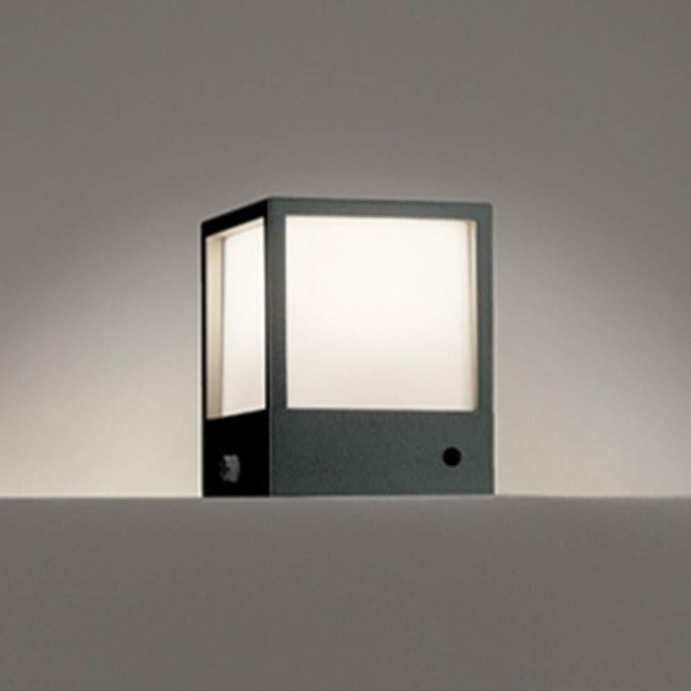 ODELIC(オーデリック) 【工事必要】 エクステリア LED門柱灯【白熱灯60W相当】 黒色:OG254619 B01056N1WW