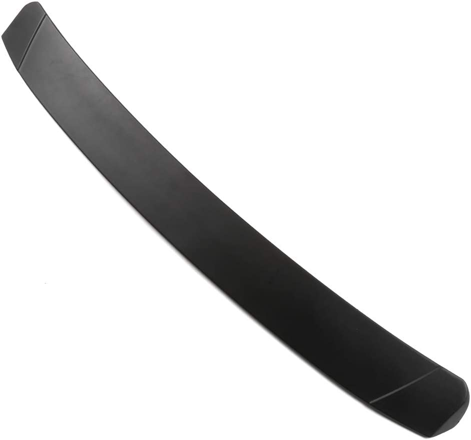 OCPTY Spoiler Wing Compatible with 2014-2019 Toyota Corolla ABS Rear Spoiler with Self-Adhesive Tape