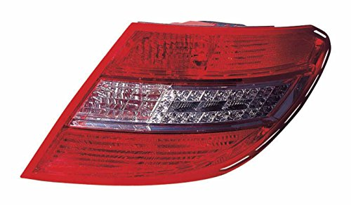 C Class Led Tail Lights