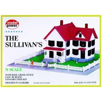N The Sullivans Building Kits Model Power by Model Power