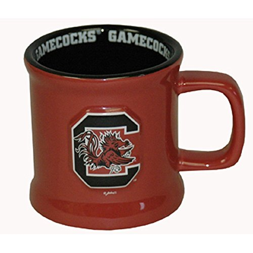 Game Day Outfitters University of South Carolina Gamecocks Ceramic Mug