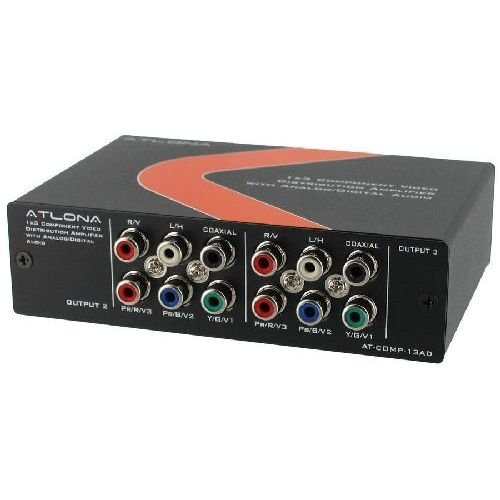 Atlona 1X3 Component with Audio Distrib Atlona Component Video Audio Cable