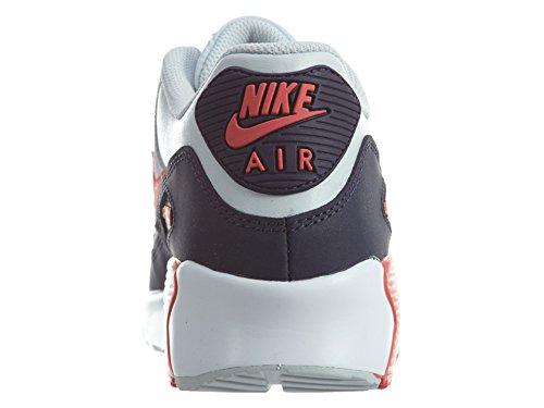 Nike 833376-005, Zapatillas de Deporte Mujer Gris (Pure Platinum / Ember Glow-Purple Dynasty)
