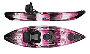 1. Vibe Kayaks Skipjack 90 (Sit-On-Top)