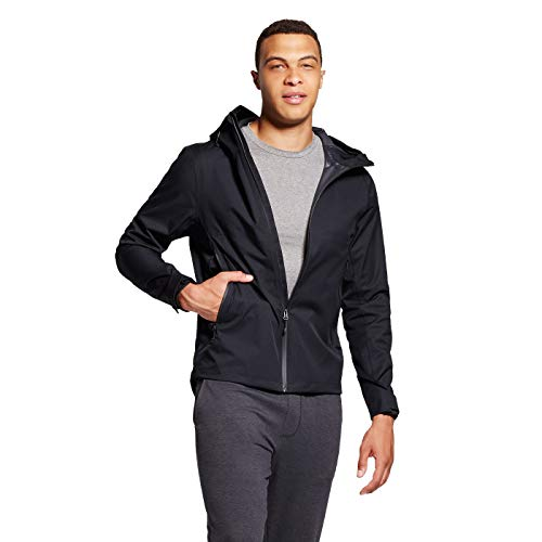 - Champion C9 Men's Softshell Waterproof Jacket - (XXLarge) Black
