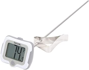 Taylor 9839-15 Adjustable Head Digital Candy Thermometer