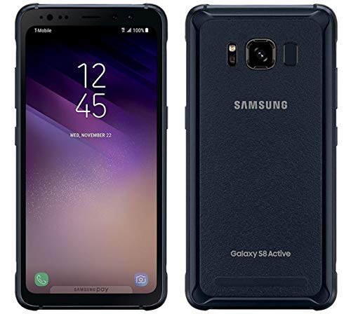 Samsung Galaxy S8 Active AT&T Unlocked GSM Phone w/ 12MP Camera -...