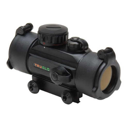 TRUGLO Crossbow Red Dot Sight 30mm 3-Dot Black