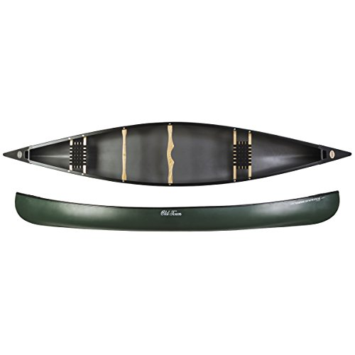 Old Town Canoes & Kayaks Discovery 169 Recreational Canoe, Green
