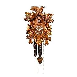 Alexander Taron Importer 522-6 Black Forest Cuckoo Clock