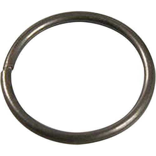 Steering Column Retainer - Eckler's Premier Quality Products 33-185847 Camaro Steering Column Lock Plate Retainer,