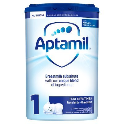 Aptamil Stage 1 First Infant Milk Powder 800 g (Pack of 6)
