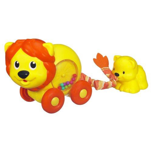 Playskool Poppin' Park Rumblin' Animals Toy (Bear Playskool)