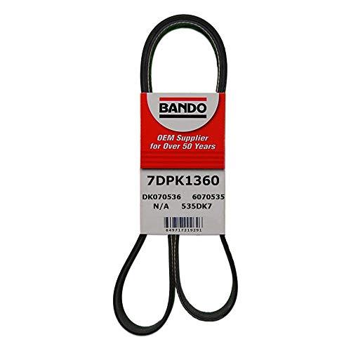 Bando USA 7DPK1360 Belts -