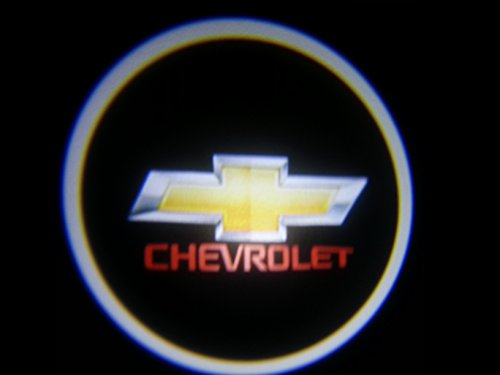 led door projector lights chevy - 9