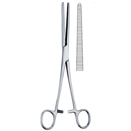 Instruments GB-Rochester Pean Forceps 8 Inches(20 Cm) Straight by Instruments GB ()
