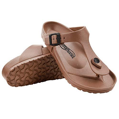 AEROTHOTIC - Water Friendly Comfortable EVA One-Piece Technology Summer Flip Flops Sandals for Women
