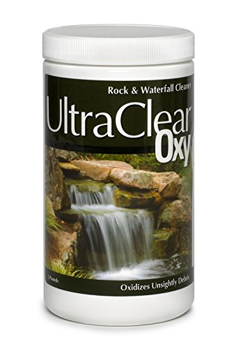 - UltraClear Oxy Pond Cleaner, 2lb