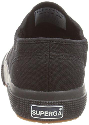 Superga 2750 Jcot Classic, Zapatillas Infantil Negro (Full Black)