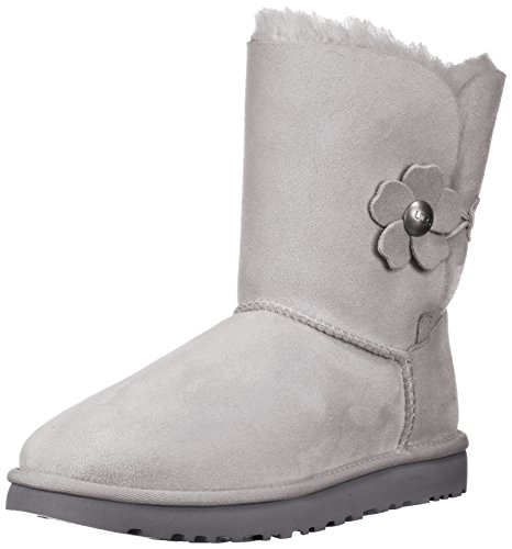 UGG Boots Bailey Button Poppy - Grey Violet Grey Violet cDRi5O