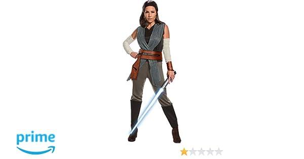 Rubies s oficial de Star Wars la última Jedi rey – Disfraz de adulto, grande UK 14 – 16