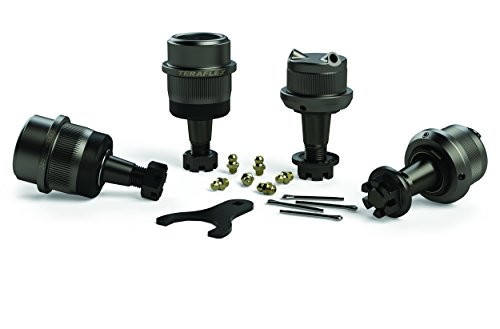 (TeraFlex 1353000 Knurled Premium Series Ball Joint)