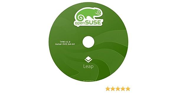 Amazon com: openSUSE 42 3 - Leap Linux
