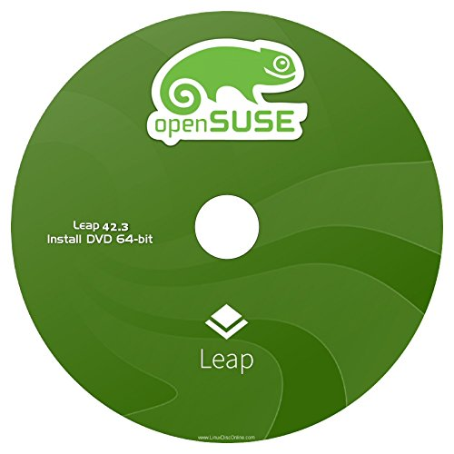Amazon com: openSUSE 42 3 - Leap Linux