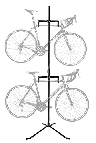 CyclingDeal 2 Bike Bicycle Floor Rack Stand by CyclingDeal