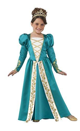 [Rubie's Costume Jade Princess Child Costume, Medium] (Disney Dressing Up Costumes)
