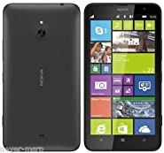 Nokia Lumia 1320 RM-955 8GB 4G LTE Unlocked GSM Windows 8 Smartphone - Black - AT&T - No Warranty