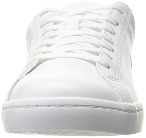 Lacoste Mens Straightset Bianco