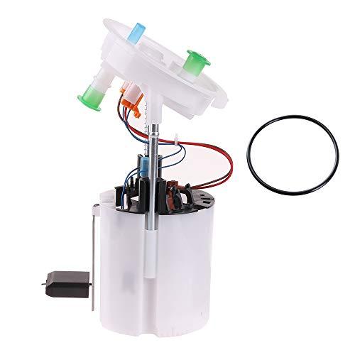 ECCPP Electric Fuel Pump Module Assembly w/Sending Unit Replacement for BMW 325xi 330xi 328xi 335xi 128i 2006 2007 2008 2009 2010 2011 2012 2013 2014 L6 3.0L E8688M (2007 Bmw 328i Water Pump Replacement Cost)