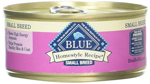 American Distribution 800270 Blue Buffalo Homestyle Chicken Breed Dog Food, Small/5.5 Oz
