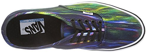 Vans M Authentic Lite - Zapatillas Hombre Azul Oscuro / Verde