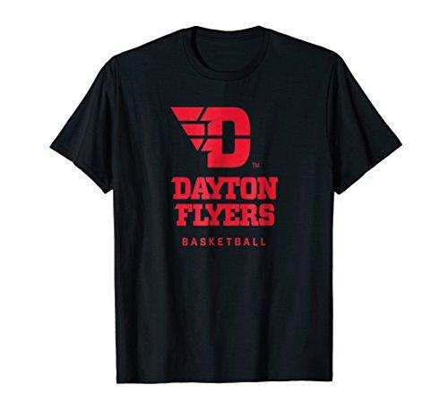 University of Dayton UD Flyers Basketball T Shirt