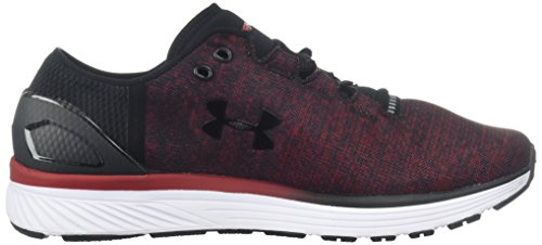 Under Armour Womens Charge Bandit 3 Scarpa Da Running Spice Red (603) / Nero